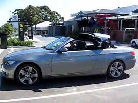 2007 bmw 325i hardtop convertible youtube. Black Bedroom Furniture Sets. Home Design Ideas