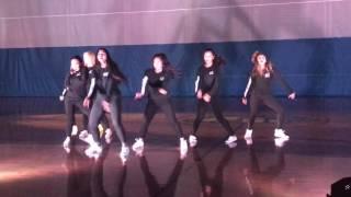 AZ1 dance concert performance spring 2017