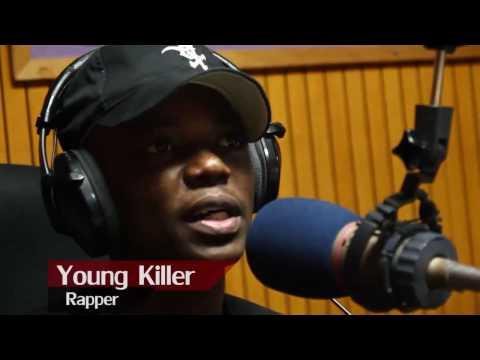 PLANET BONGO - YOUNG KILLER : SIJASEMA JOH MAKINI ANABEBWA