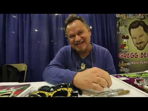 Interview with Gregg Berger the voice of The Gromble in The Aaahh!!! Real Monsters