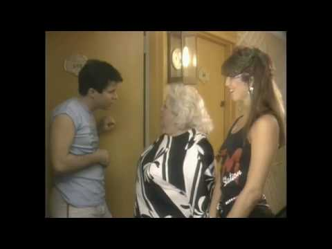 GLOW Gorgeous Ladies of Wrestling Hollywood Skit