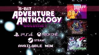 8-bit Adventure Anthology: Volume I - PS4, Xbox One, Steam