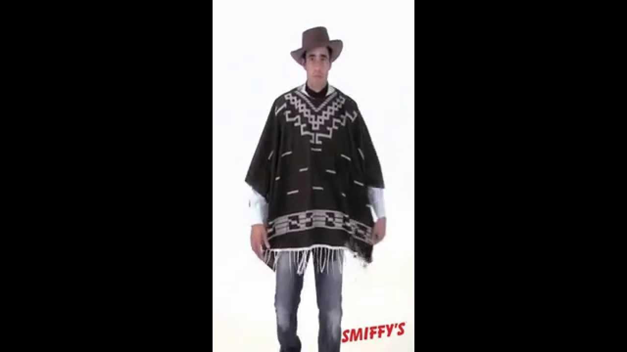 authentic wandering gunman costume - karnival costumes tv - youtube
