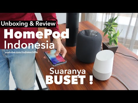 Review Apple HomePod Indonesia - iTechlife