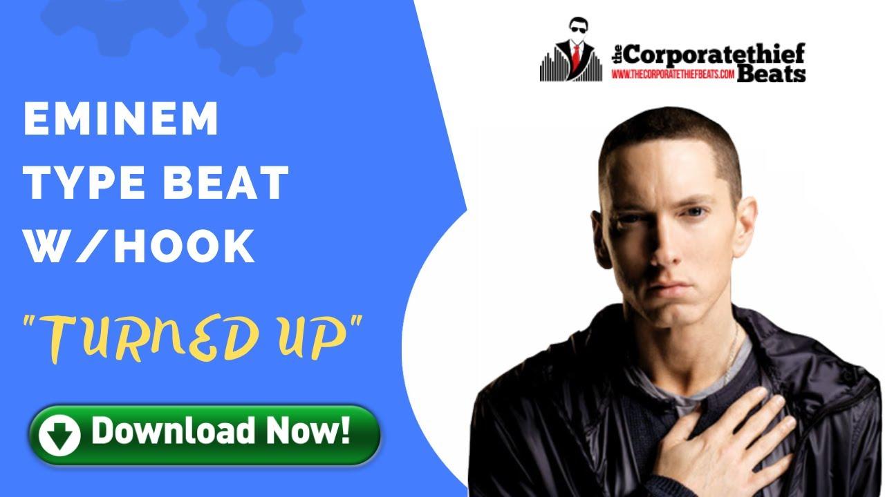 Eminem Type Beat With Hook 2020 - Turned Up - #EminemTypeBeat2020