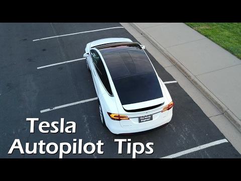 Tesla Autopilot - Tips & Not So Obvious Benefits