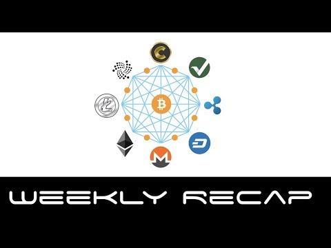 Friday Cryptocurrency Market Recap - Over Half A Trillion Dollar Market Cap