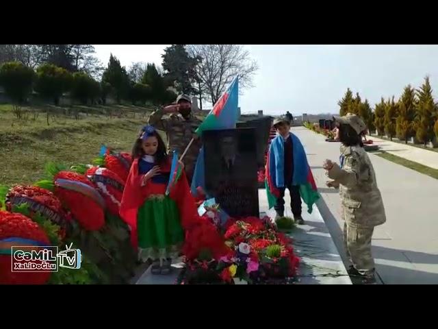 İsmayıllı rayon Qubaxəlilli kənd Yaradıcılıq evinin   31 mart soyqırımına  hazırdağı video