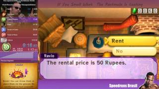 The Legend of Zelda: A Link Between Worlds 100% Speedrun in 3:08:37 (Former World Record)