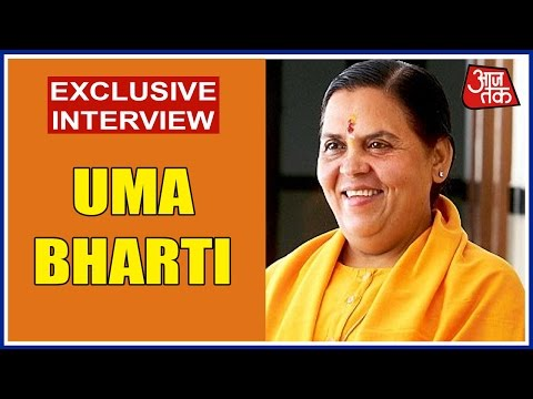 Uma Bharti Exclusive: Being An Accused In Babri Case Is Not Taint, It's A Tilak On Forehead