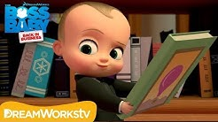 The Book Crooks   THE BOSS BABY BACK IN BUSINESS