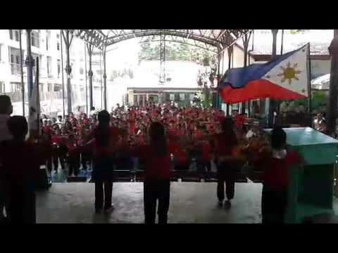Batang Alaska 2017 Dancercise Centex Manila Elementary School