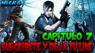 🔴RESIDENT EVIL 4 CAPITULO 7🔴