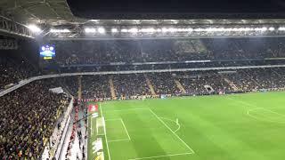Kederli Günler Olsa Da Bazen Bestesi Sonrası Valbuena Oyundan Çıkıyor | Fenerbahçe - Alanyaspor |
