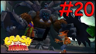 Crash of the Titans Walkthrough Part 20 FINALE