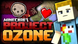 Minecraft: GAMBLING MY LIFE | Project Ozone - Ep: 02