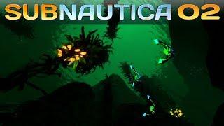 Subnautica #002 | Atemnot & Nahtoderfahrungen | Subnautica Release | Gameplay German Deutsch thumbnail