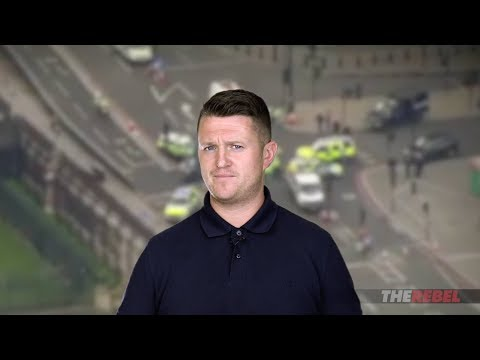 Tommy Robinson: UK Terror Plots Thwarted with Minutes to Spare