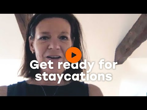 Get ready for staycations  | Oaky