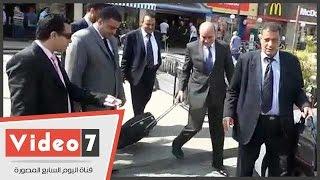 تحسبا للظروف.. هشام جنينة يصطحب حقيبية ملابسه فى تحقيقات أمن الدولة