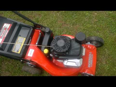 Eastman Industries Iw21 Self Propelled Mower De Kit Pro