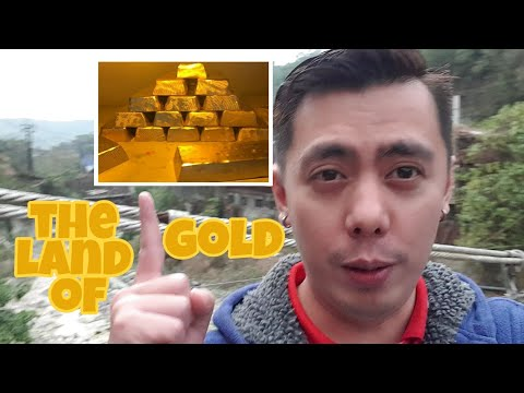 ROAD TRIP TRAVEL TO THE LAND OF GOLD: BALATOC MINES, VIRAC, ITOGON IN BENGUET