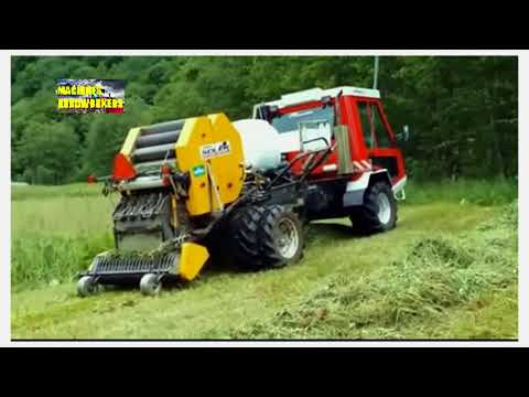 The Most Amazing Heavy Machines in the WORLD  HD