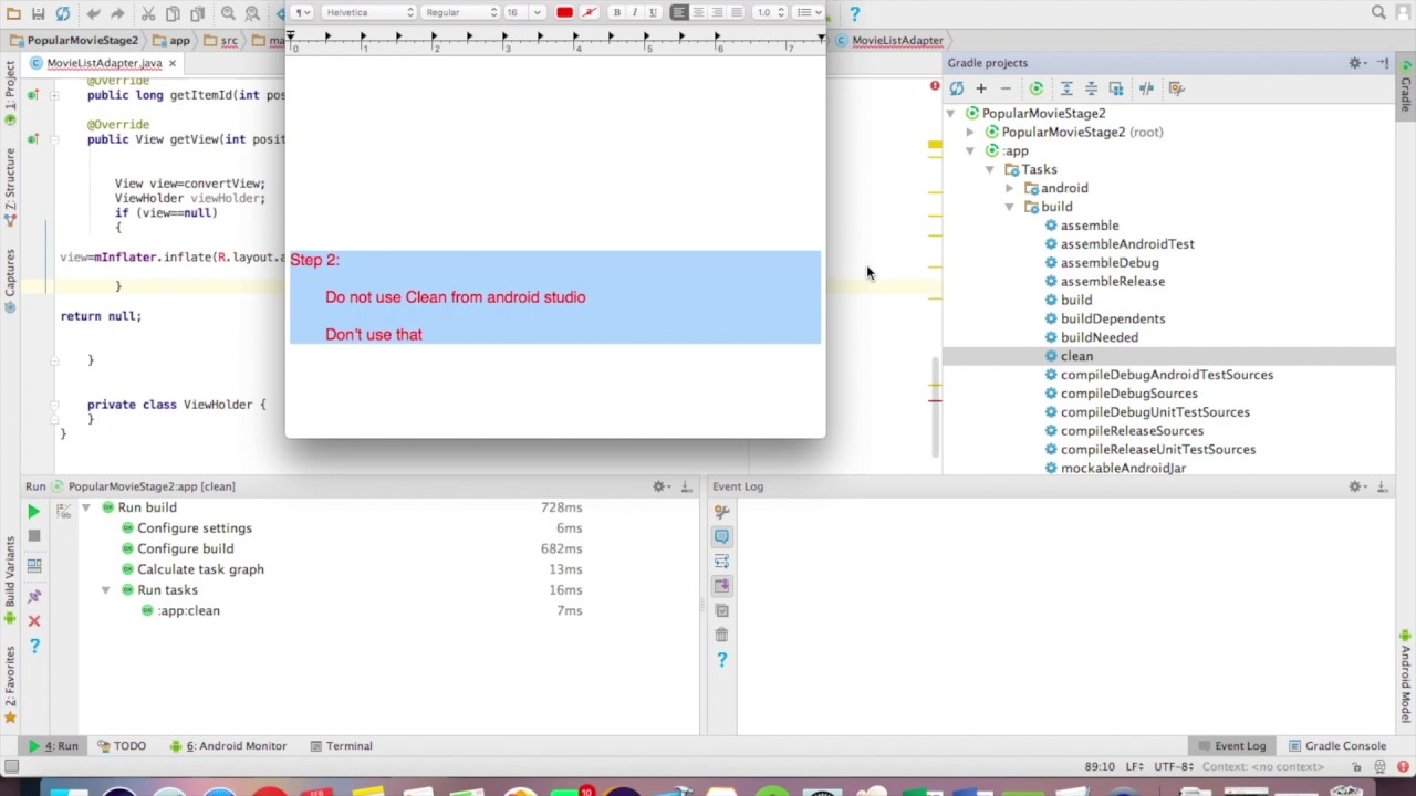 Cannot resolve symbol r in android studio youtube cannot resolve symbol r in android studio biocorpaavc Images