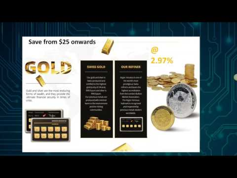 Get Paid to Save in Swiss Gold, Silver and Bitcoin with Swiss Gold Global