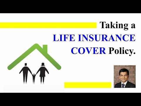 Taking a Life Insurance cover Term Policy