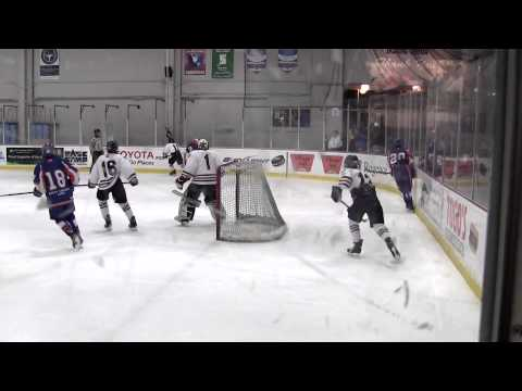36 1st Period 1-11-2014 Bantam AA vs North Kamloops Lions