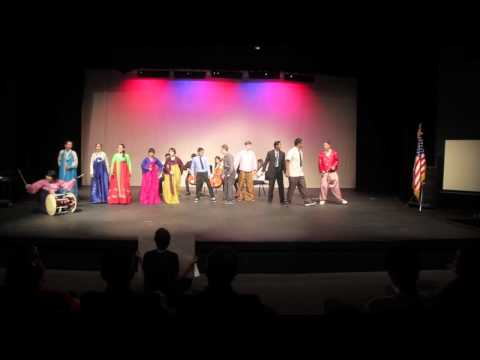 SHHS 5th Annual Korean Culture Night Part 1