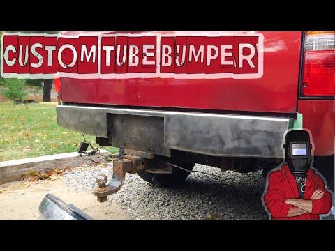 How to Make a Custom Rear Tube Bumper for a Toyota Tacoma