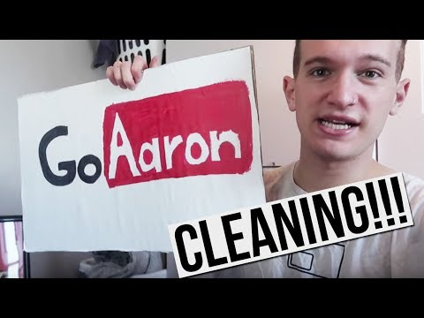 CLEANING UP MY LIFE?