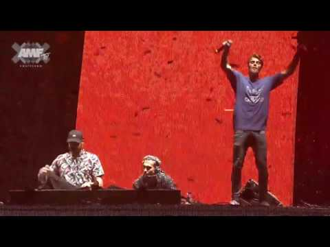 Closer - The Chainsmokers - AMF live 2016