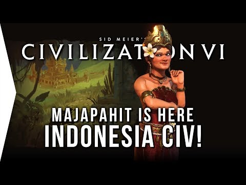 Civilization VI ► Indonesia DLC - Overview, Analysis & Strategy! - [Civ 6 Fall Update]