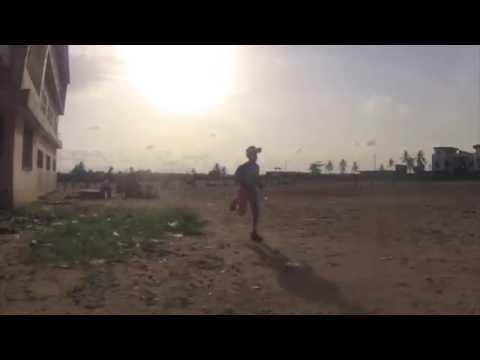 Baseball in Benin Via Timelapse