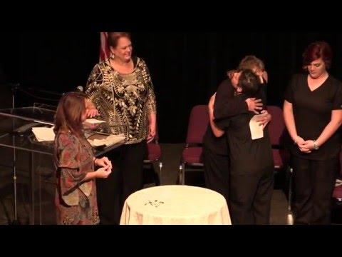 Practical Nursing Pinning Ceremony