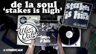Discover Samples Used On De La Soul's 'Stakes Is High'