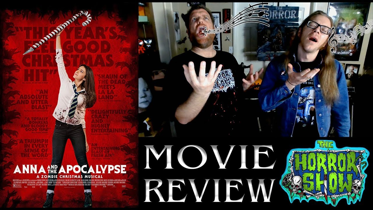 Zombie Christmas Musical.Anna And The Apocalypse 2018 Christmas Zombie Musical Movie Review The Horror Show