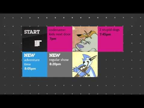 Cartoon Network Too Tonight S Lineup April 14 2011 Youtube