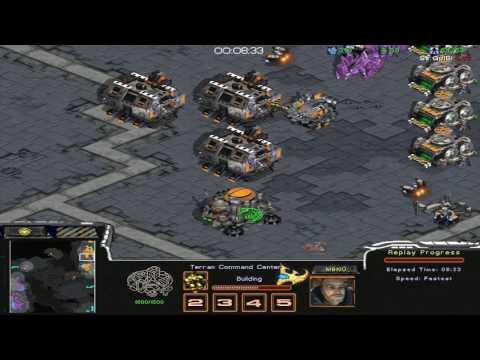 Korea[GM]  vs  Sz.GulBi [Fish Server] G1