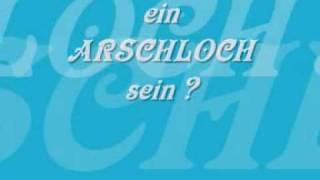 Rapsoul - Arschloch sein (mit Lyric)