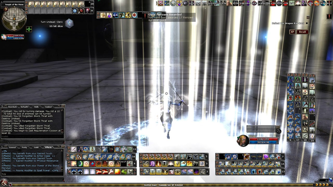 Ddo Best Solo Build 2020 DDO LN Riding the Storm Out solo testing part 1   YouTube