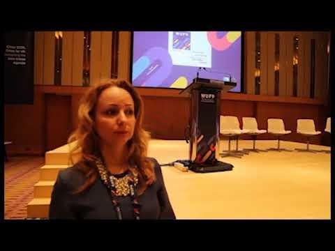 Первый день работы девятой сессии Всемирного форума городов,  Куала-Лумпур, Малайзия