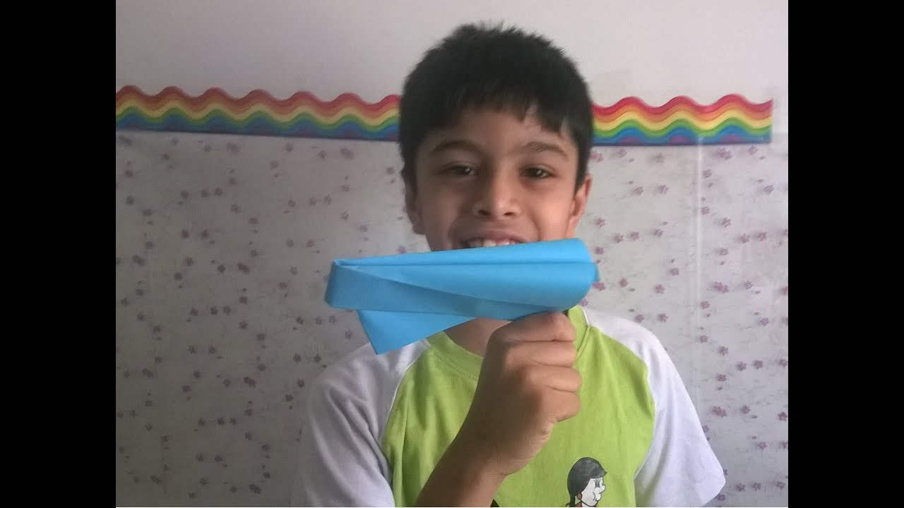 Paper popper flapper easy and loud origami 15 youtube jeuxipadfo Image collections
