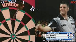 🎯 Gerwyn Price v Daryl Gurney | Round 3 | International Darts Open 2018 | Riesa