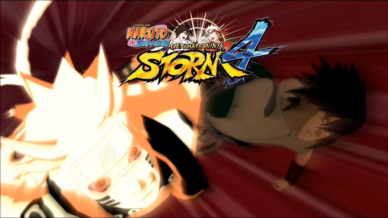 ตัวอย่างเกม Naruto Shippuuden: Ultimate Ninja Storm 4