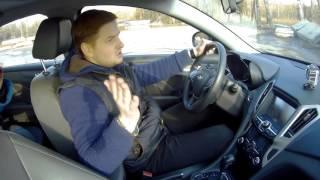 Отличный тест-драйв Chery Arrizo 7!(Arrizo 7 — седан, сочетающий роскошь и доступность, в то же время, по-европейски сдержанный и солидный. В нём..., 2016-04-24T15:59:02.000Z)