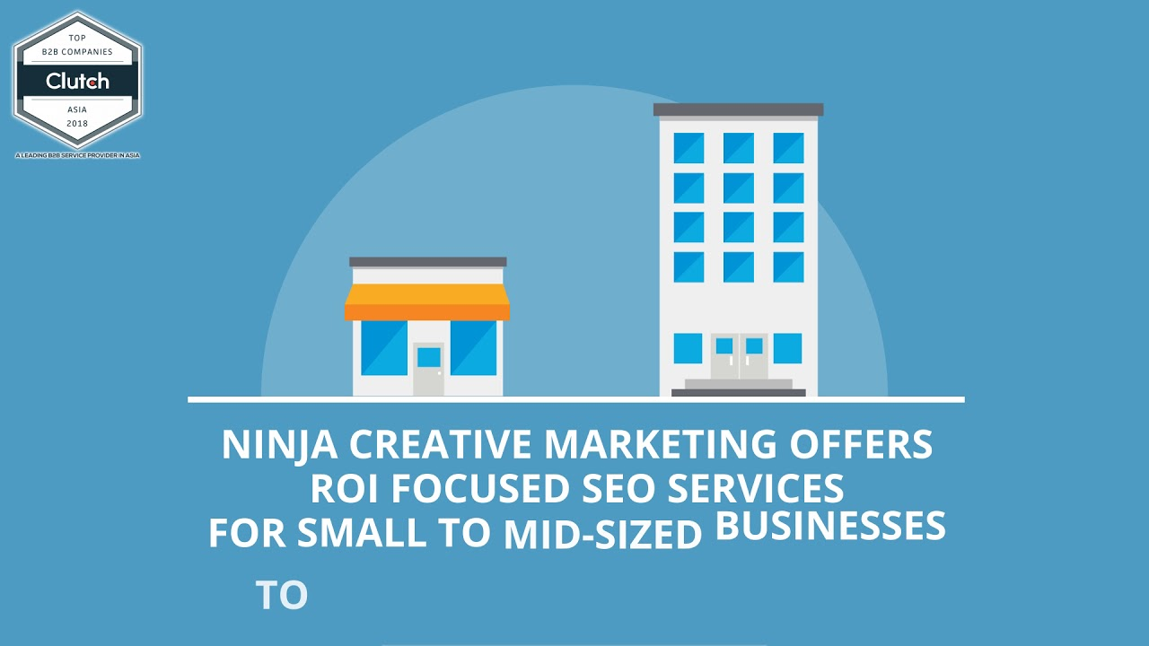 Featured Offshore SEO Service Provider | Ninja Creative Marketing